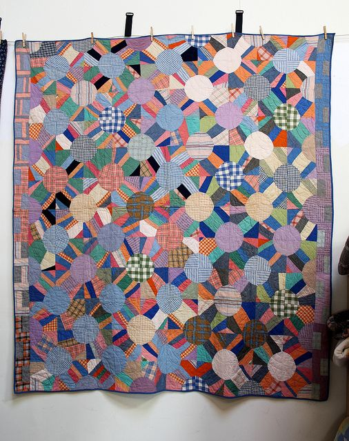 Vintage quilts from Eli Leon's American Traditional collection | Flickr - Photo Sharing!