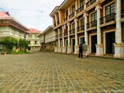 Las Casas Filipinas de Acuzar  Bagac, Bataan: Century Old Houses