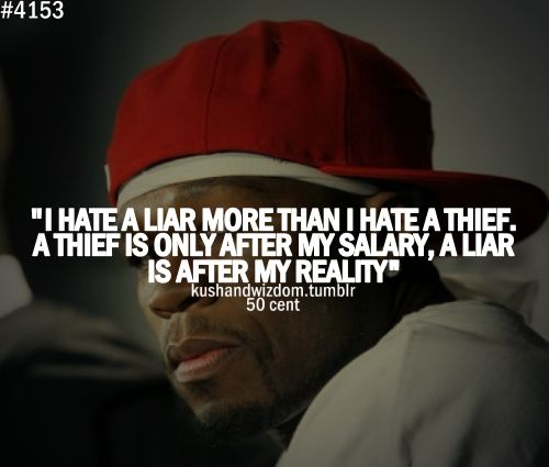 Truth Hate 60 LiveLOVELife Pinterest Quotes 60 Cent Quotes Best Quotes 50 Cent