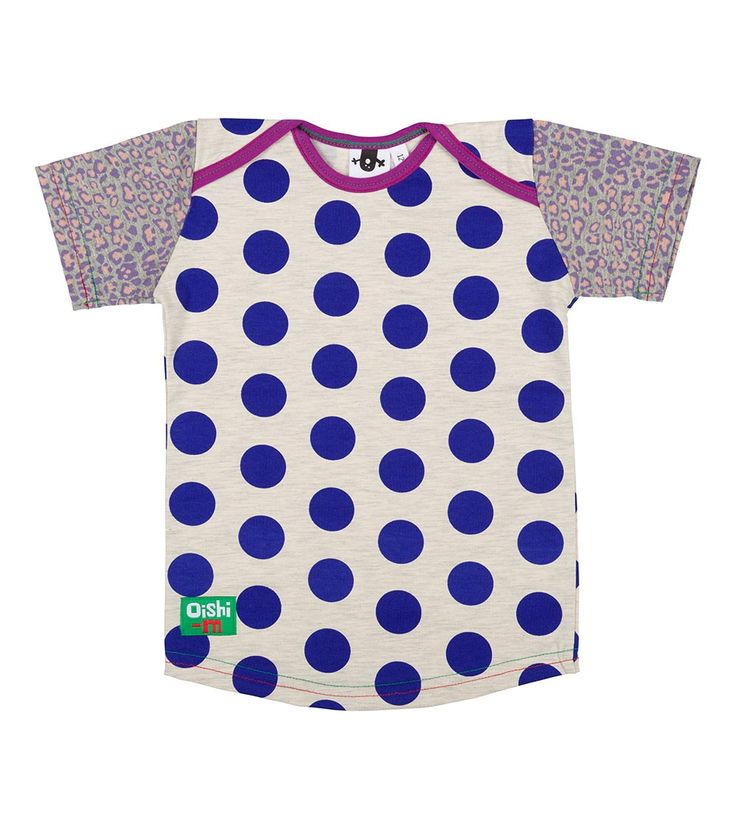 Leonie Shortsleeve T Shirt, Oishi-m Clothing for kids, HiSummer 2016, www.oishi-m.com