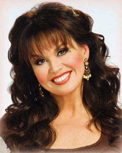MARIE OSMOND ⇨ Follow City Girl at link https://www.pinterest.com/citygirlpideas/ for great pins and recipes!  ☕