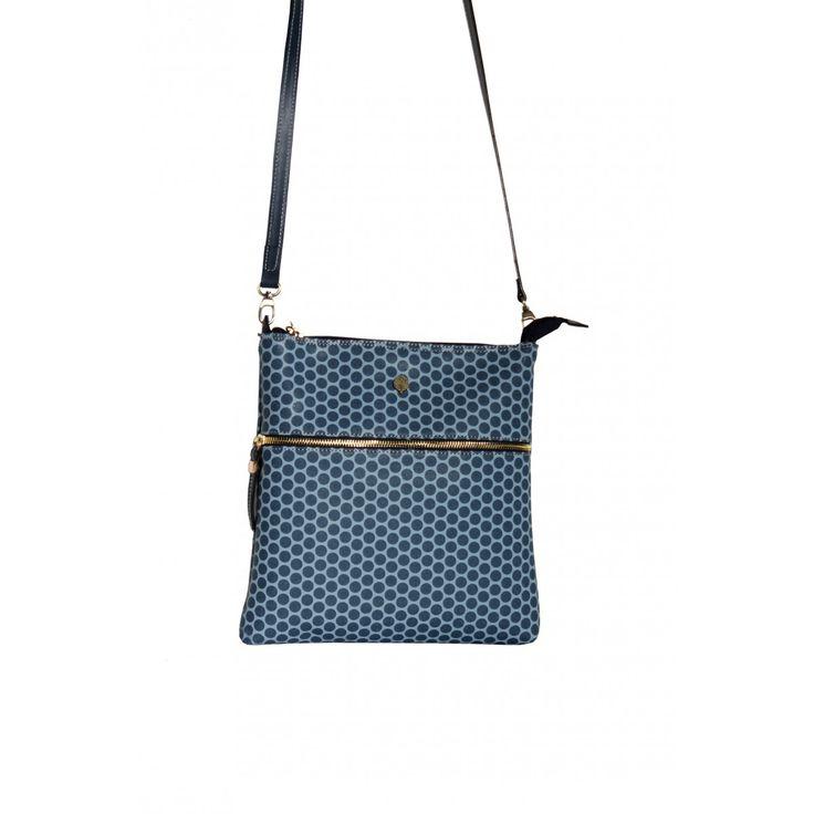 Γυναικεία Τσάντα (Women's Handbag ) THIROS D21-0226-PBlue