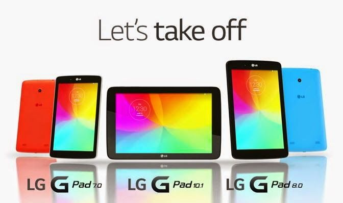 LG G Pad: Promo Video Uses Humor to Attract Customers