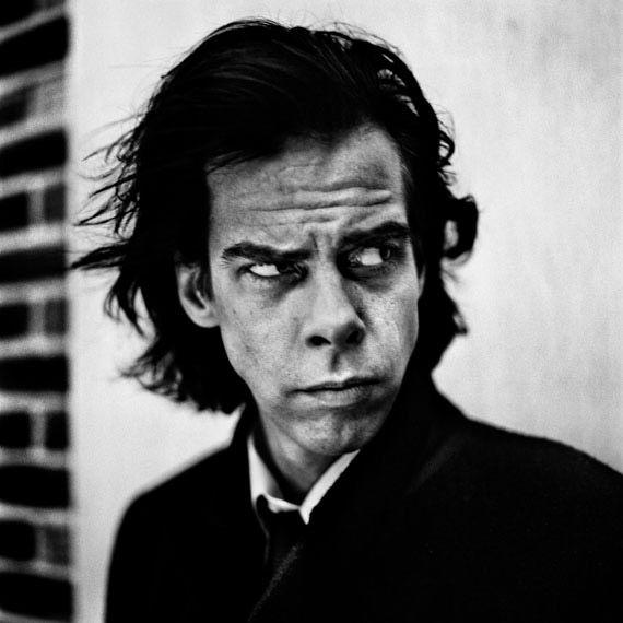 Nick Cave, London, 1996 © Anton Corbijn