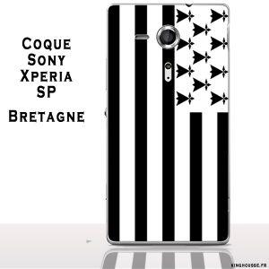 A tous les Bretonnes, et Bretons, voici la nouvelle coque pour votre téléphone mobile Sony XPeria SP, conçue aux dimensions exactes de votre smartphone. Permet de personnaliser votre smartphone aux couleurs de votre région, la Bretagne. #coque #telephone #xperia #phone #case #sony #bretagne