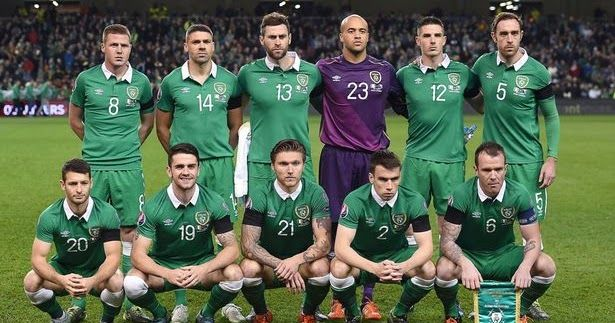 Republic of Ireland Uefa Euro 2016 Team Squads: Team Preview |