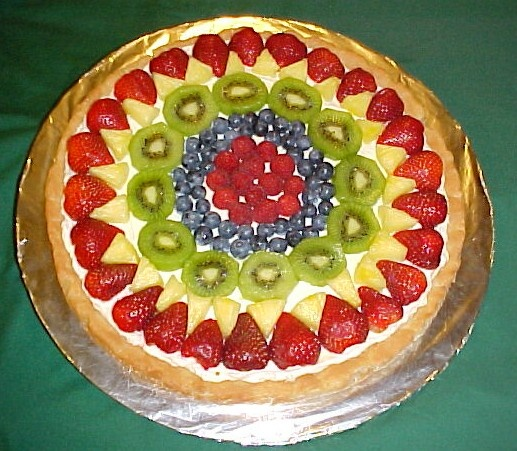21 best images about fruit pizza on Pinterest | Deep dish ...