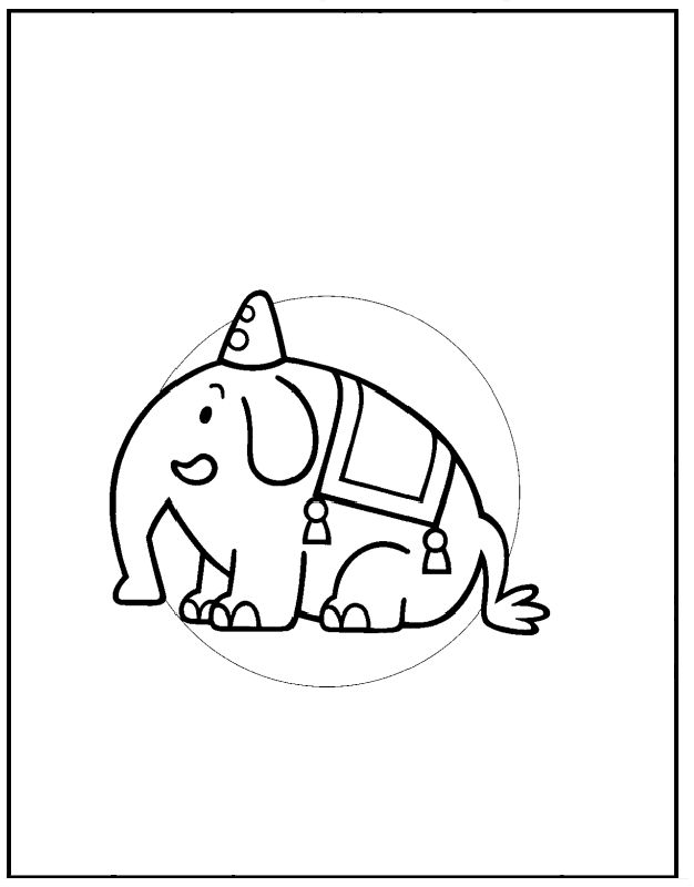 Bumba Coloring Pages 4