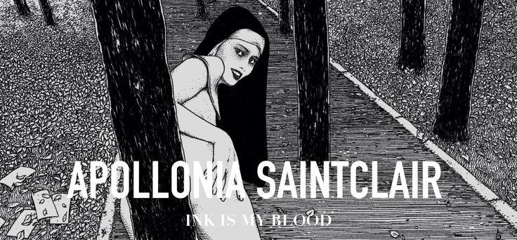 Las creaciones de Apollonia Saintclair son una descripción gráfica de la sexualidad contemporánea. Situaciones apasionadas libres de tabúes, que se describen por completo a si mismas.