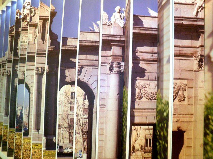 Fitur. Puerta de Alcalá