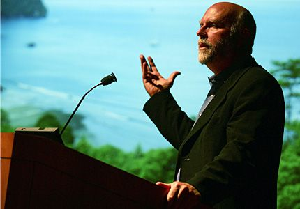 J. Craig Venter - 10 Big Questions for Maverick Geneticist J. Craig Venter on America's Energy Future.