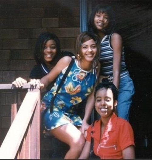 Young Destiny's Child