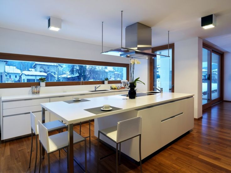 Horizontal Space House / Damilano Studio Architects