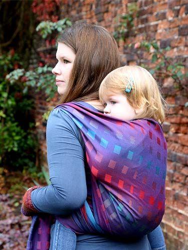 Ambit Natalis Solis Baby Wrap by Oscha Slings