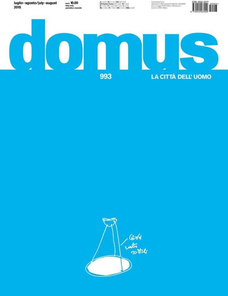 Domus 993, July August 2015