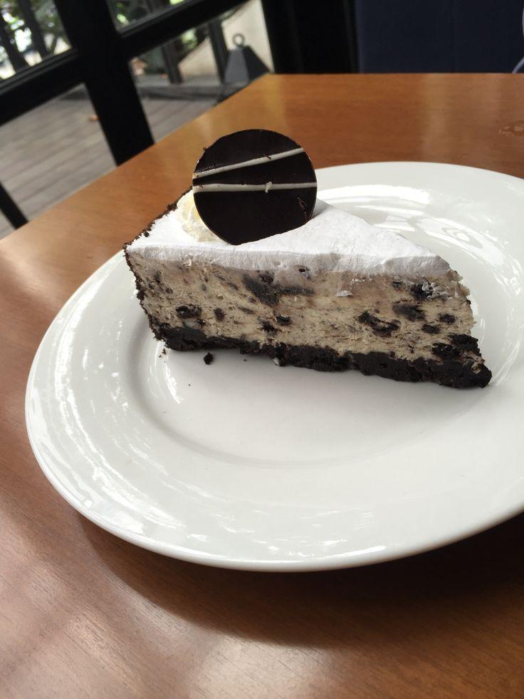 oreo chesscake