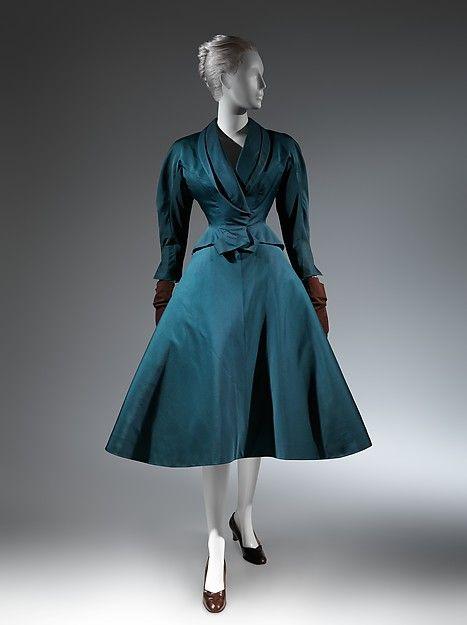 Dinner Suit Charles James America 1951 The Metropolitan Museum of Art