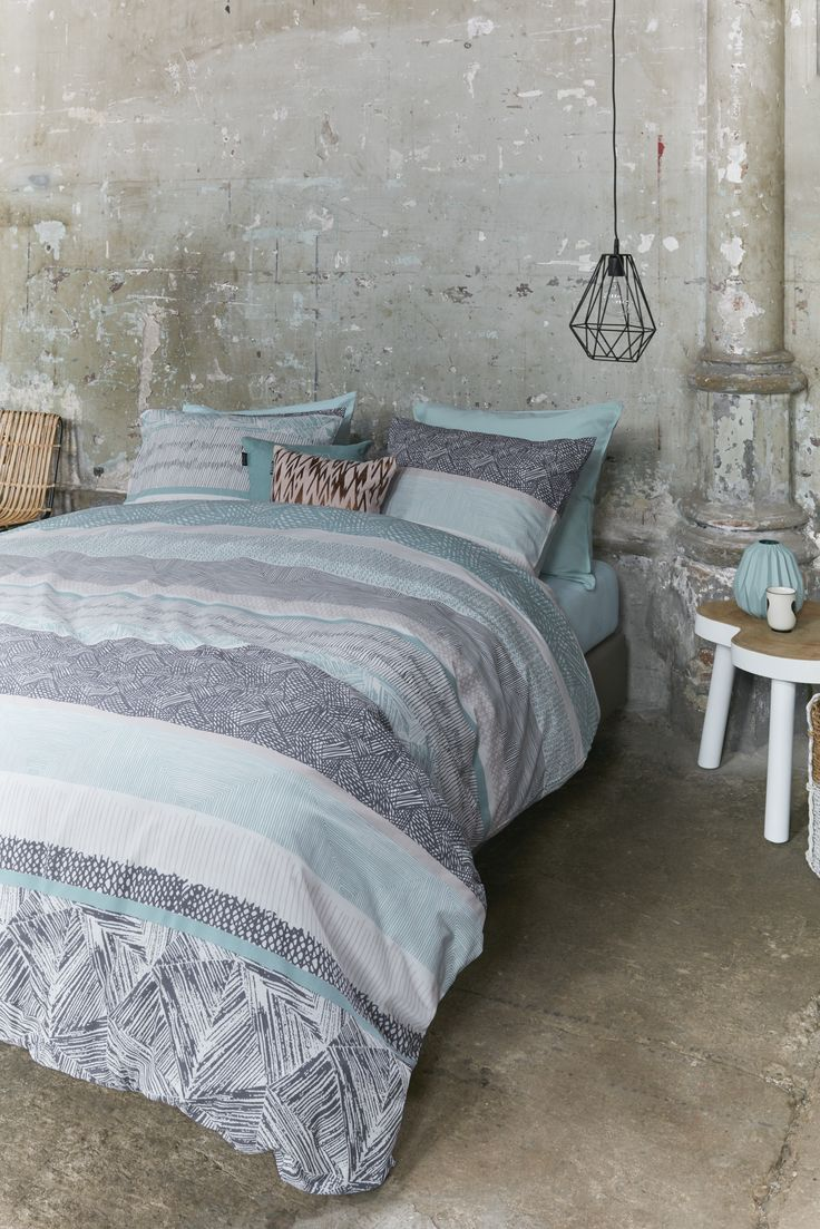 dekbedovertrek beddinghouse nassau pastel nieuwe. Black Bedroom Furniture Sets. Home Design Ideas