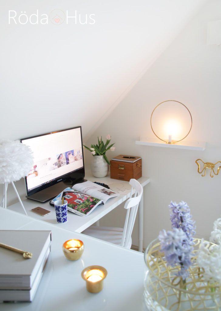 Schlafzimmer & Büro Neugestaltung – Röda Hus
