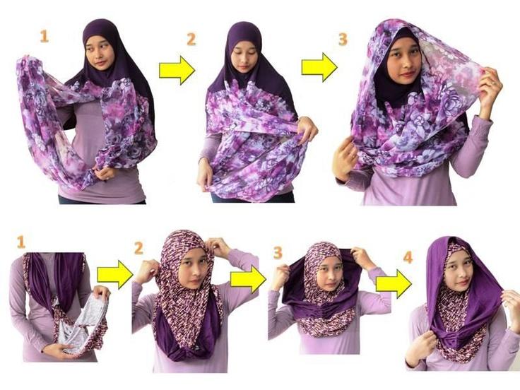 How to wear Hijab!