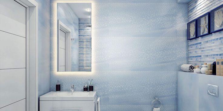 Зеркало в ванной комнате – это необходимая составляющая этой комнаты. Но так же неотъемлемой частью ее является и теплая вода, от которой образуется пар и зеркало постоянно запотевает.
