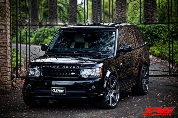 range rover custom | L4P Member MattyToe23's Perfect 2011 Range Rover Sport Supercharged