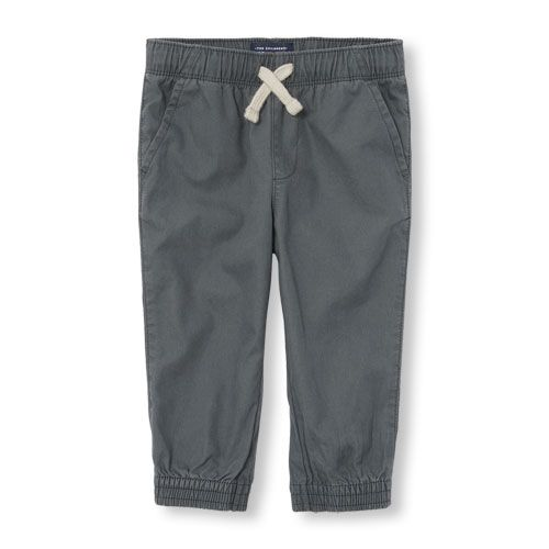 s Toddler Boys Jogger Pants - Gray - The Children's Place