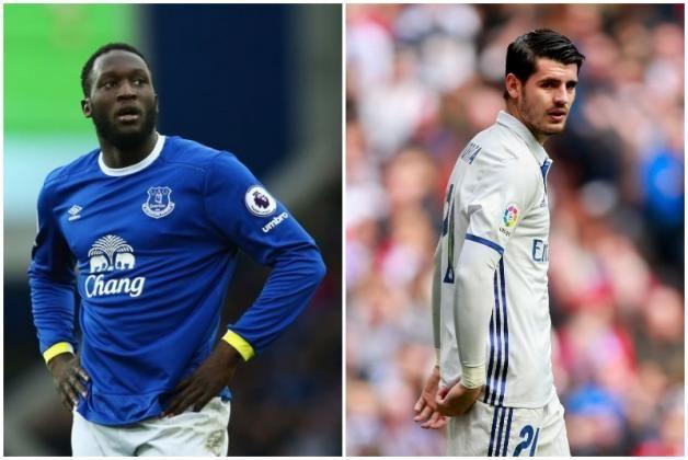 #rumors  Chelsea transfer news: Why there is no debate for Antonio Conte between signing Romelu Lukaku or Alvaro Morata this summer