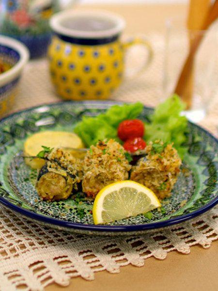 【ELLE a table】いわしのオーブン焼きレシピ エル・オンライン