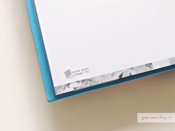 Detalle de las hojas para firmar del Libro de Inspiración para She Entrepreneur.  Encontrá en la web un diseño para el tuyo http://www.milibrodefirmas.com/#!modelos/c1x0a