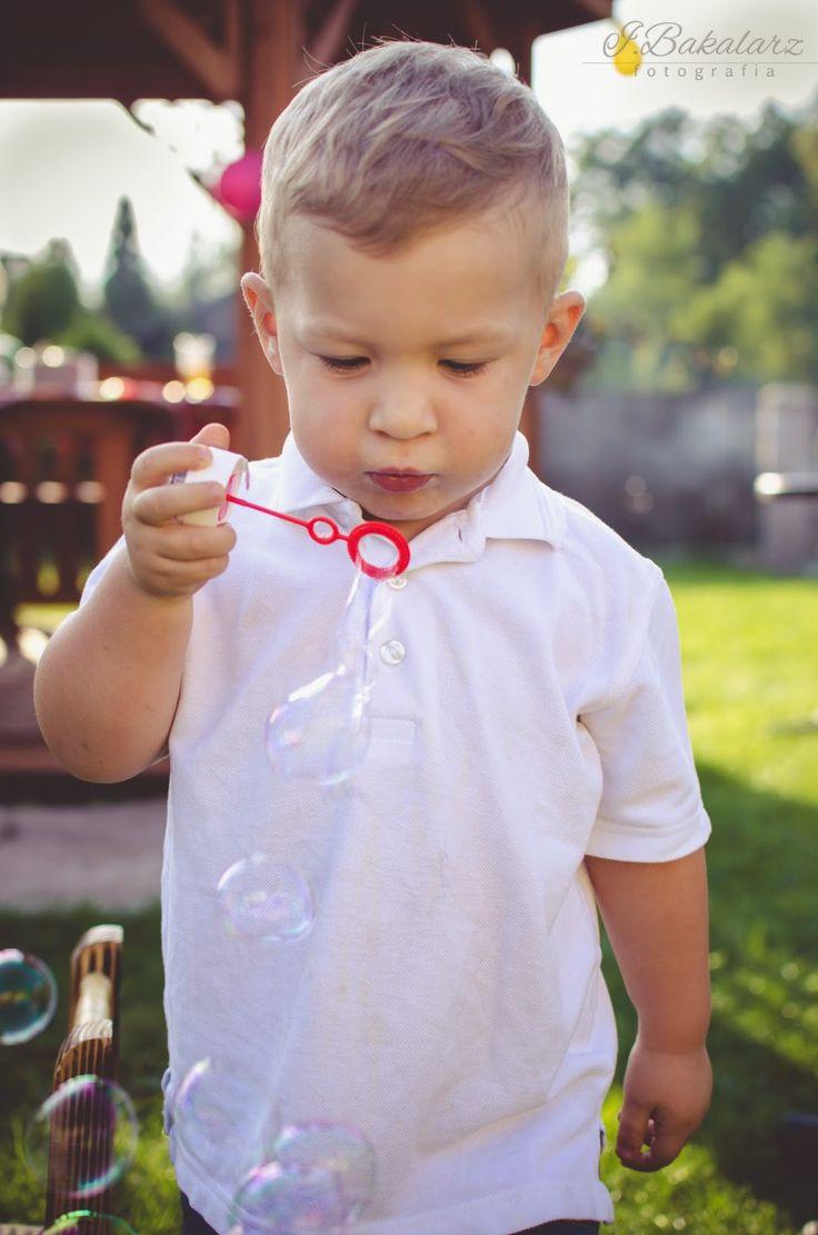 iwonabakalarzfotografia: 2 urodziny małego przystojniaczka Adasia. Dziękuję...