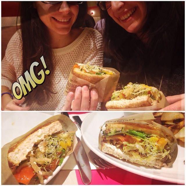 Ven a disfrutar de los #Sándwiches #Americanos con alguien! Te esperamos
