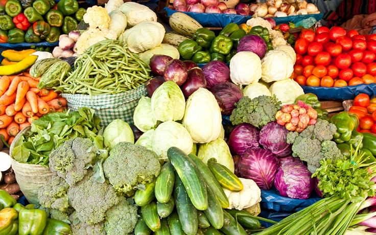 4 Reasons to shop at your local farmer's market