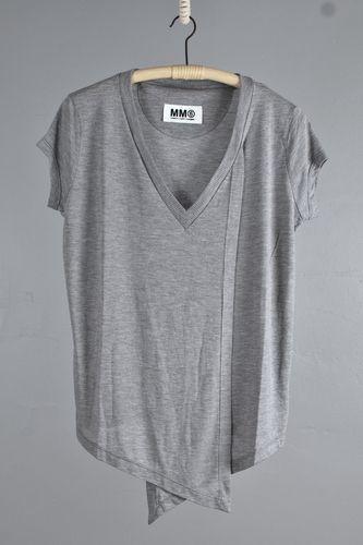 MM6 T-SHIRT: Fashion Clothing Designer | Isabel Marant | Los Angeles Venice Boutique | Shop Heist