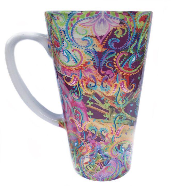 Latte Mug- Happiness