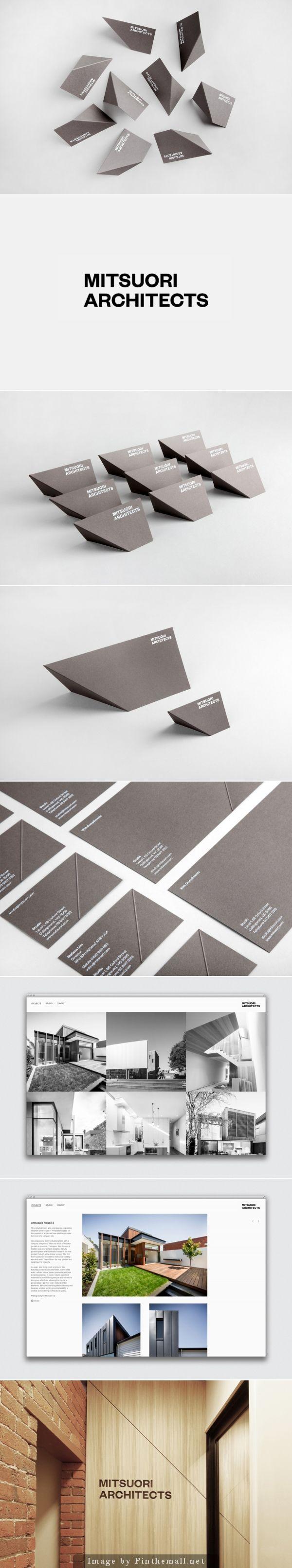 Wenn die Visitenkarte zum Namensschild wird... Praktisch. ^^ | | #design #grafikdesign | | Mehr Inspiration auf www.dermichael.net