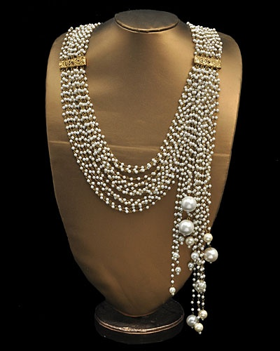 FASHIONFAD.in : Jewellery Catalogue : Exclusive Chains by Malaga