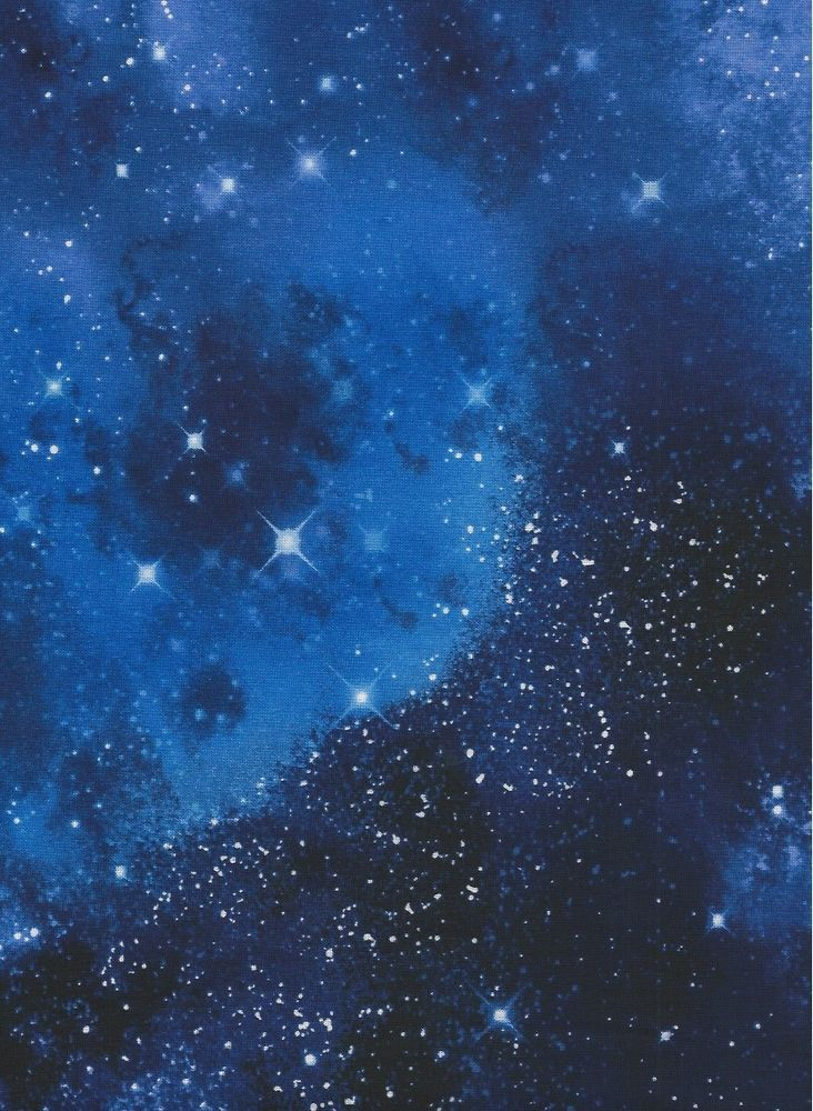 1000 images about space on pinterest quilt cotton for Galaxy quilt fabric