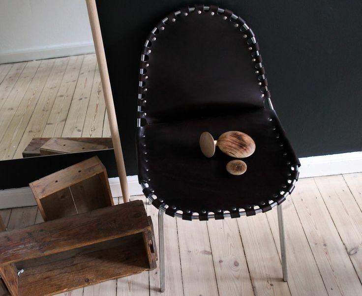 ox design stretch læderstol trip trap georg spejl trækasser tine starnge blog