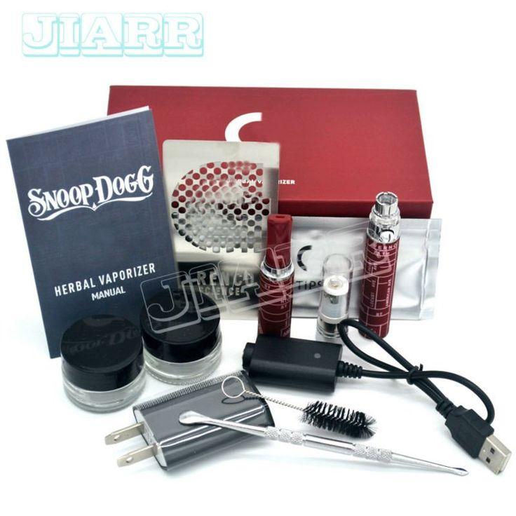 electronic cigarette kit Snoop Dogg Dry Herb Vaporizer Pen