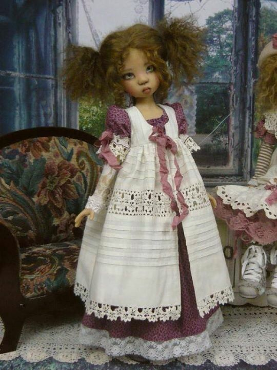 OOAK Handmade MSD BJD Outfits by Monica Spicer