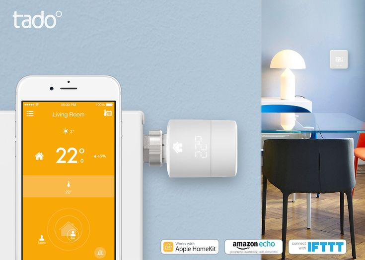 Tado's new thermostat listens to Siri and Alexa