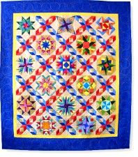 Dancing With the Stars Block of the Month - Stitchin Heaven