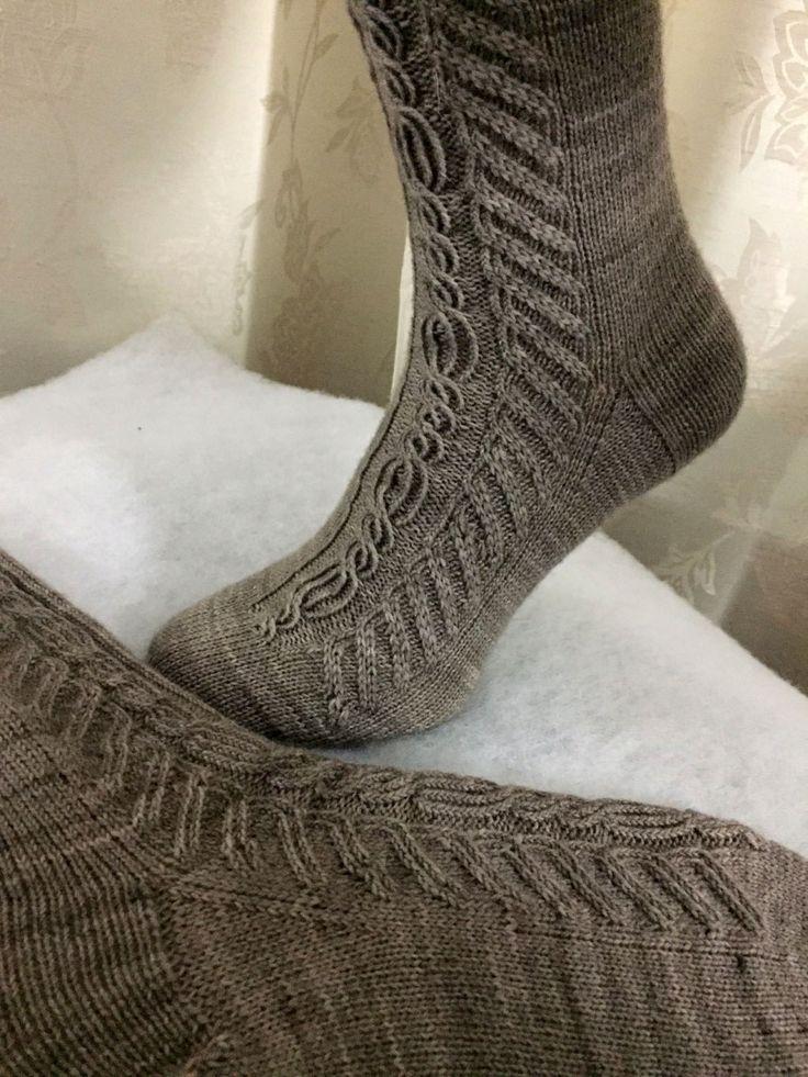 347 besten socken Bilder auf Pinterest | Socken stricken, Gestrickte ...