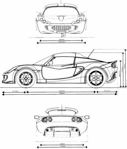 Lotus Elise Mk II