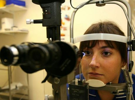 Researchers are hopeful that two eye tests can accurately spot 'biomarkers' of the disease