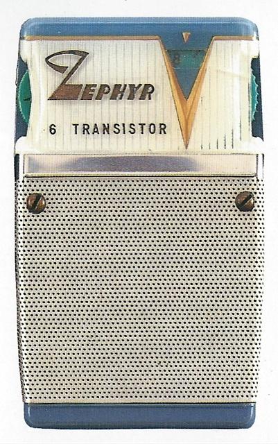 Vintage radio oracle 59