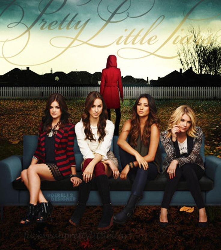 17 Mejores Ideas Sobre Pretty Little Liars En Pinterest