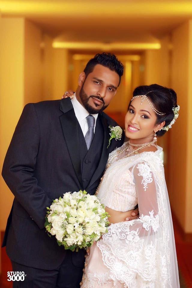 Best Sri Lankan Bride Images On Pinterest Bridesmaid Saree