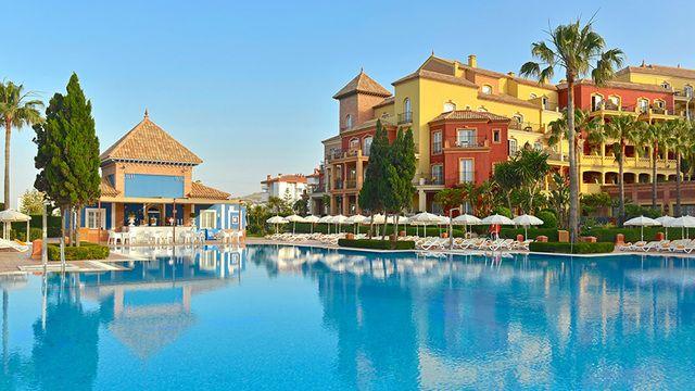 all-inclusive hotel in Malaga
